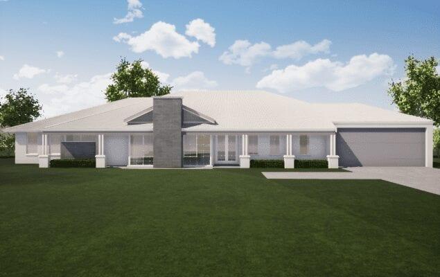 New Hampton Farmhouse