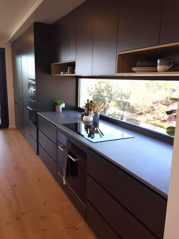 The Vale Kitchen - JFK Construction Display Home Perth
