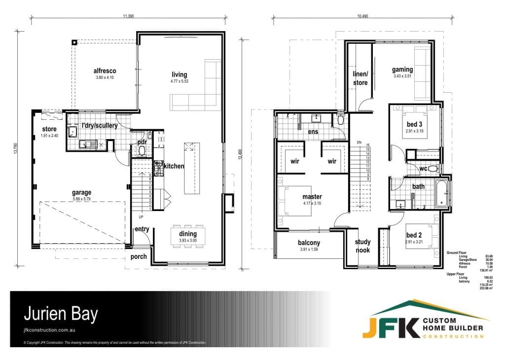 JURIEN BAY F1 sales brochure
